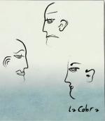 Retrato por La Cobra