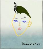 Retrato por Javi Llamazares