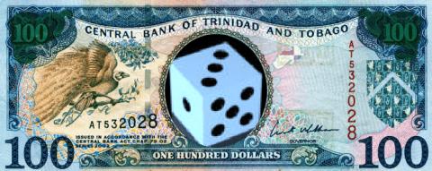 El billete de 100 dondados