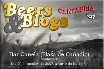 Beer & Blogs de Cantabria