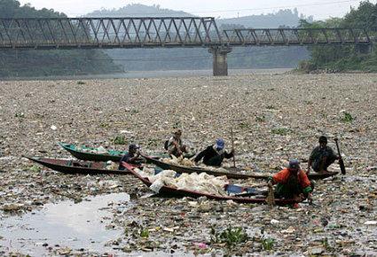 El río más contaminado del mundo