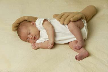 Almohada infantil Zaky