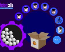 Factory Balls, redecorando la bolita