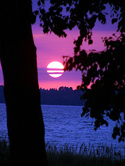 Puesta de sol en Septiembre