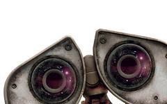 Ojos de Wall-E