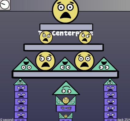 Jugar al super-stacker