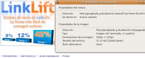 Anuncios de Linklift en Adsense