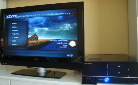 HTPC y Televisión