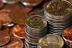 Montón de monedas