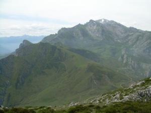 Macizo oriental desde Joyo Díaz